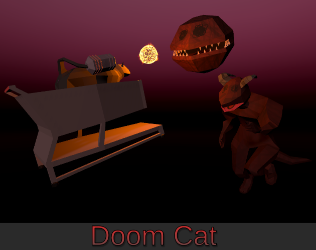 Doom Cat Cover Art